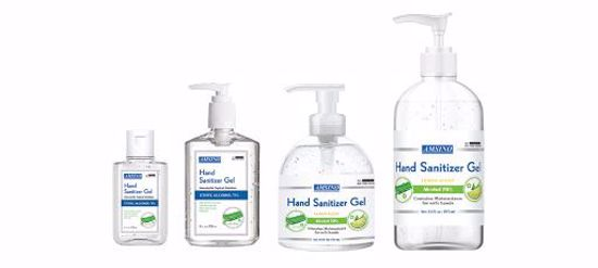 Picture of 33 oz/975 mL, hand sanitizer, Pump Top,  70% Ethyl Alcohol vv